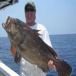 SeaSquared Charters, Capt. Chris Johnson, Marathon Florida Keys