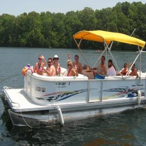 Tims Ford Boat Rentals
