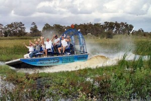 #1 BJ'S Airboat Adventures