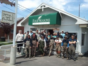 Four Seasons Fly Fishers