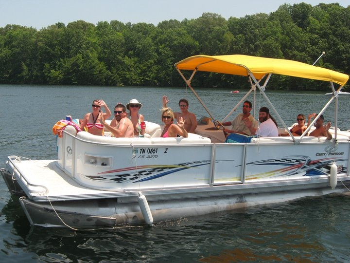 Tims Ford Lake Boat Rentals