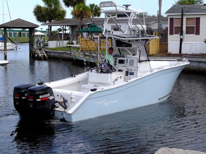 Over off shore hustler fishing charters Super Attorney