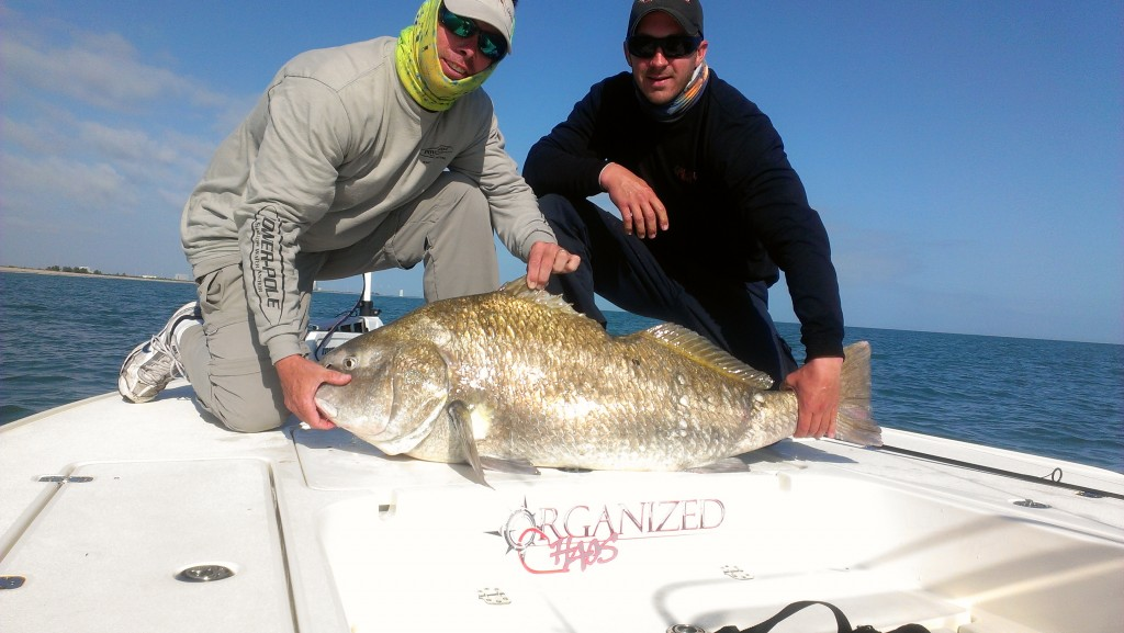 Organized Chaos East Central Florida Fishing Report