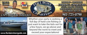 Capt. Brook Wallace - Full Boat Charters
