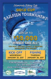 2017 IFC GOLD CUP SAILFISH TOURNAMENT
